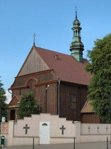 Kościół w Więcławicach
