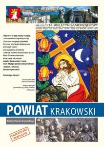 Biuletyn Samorządowy Powiat Krakowski - rok 2014 nr 1