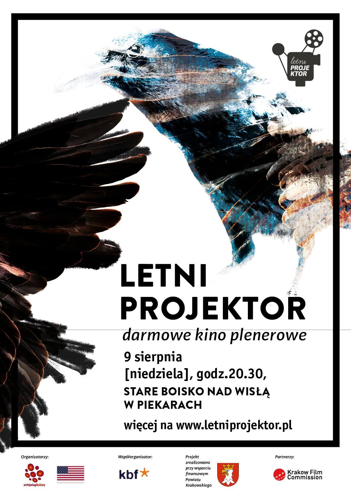 Letni Projektor - darmowe kino plenerowe @ Stare Boisko nad Wisłą | Piekary | małopolskie | Polska