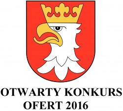 Otwarty Konkurs Ofert 2016