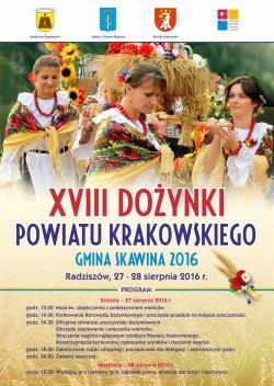 Dożynki Powiatu Krakowskiego