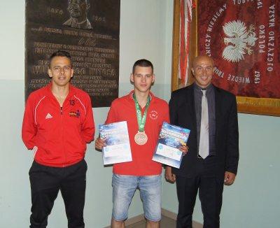 Roman Postoiko brązowym medalistą Mistrzostw Świata w kickboxingu