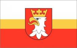Flaga Powiatu Krakowskiego