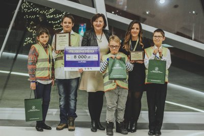 Gala Finałowa Konkursu Odblaskowa Szkoła