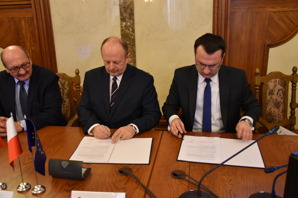 Podpisano ważną umowę