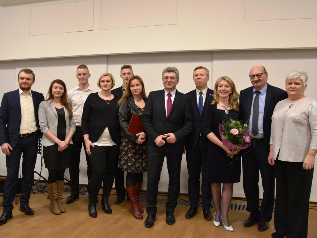 Gala Nagród Powiatu Krakowskiego 2017