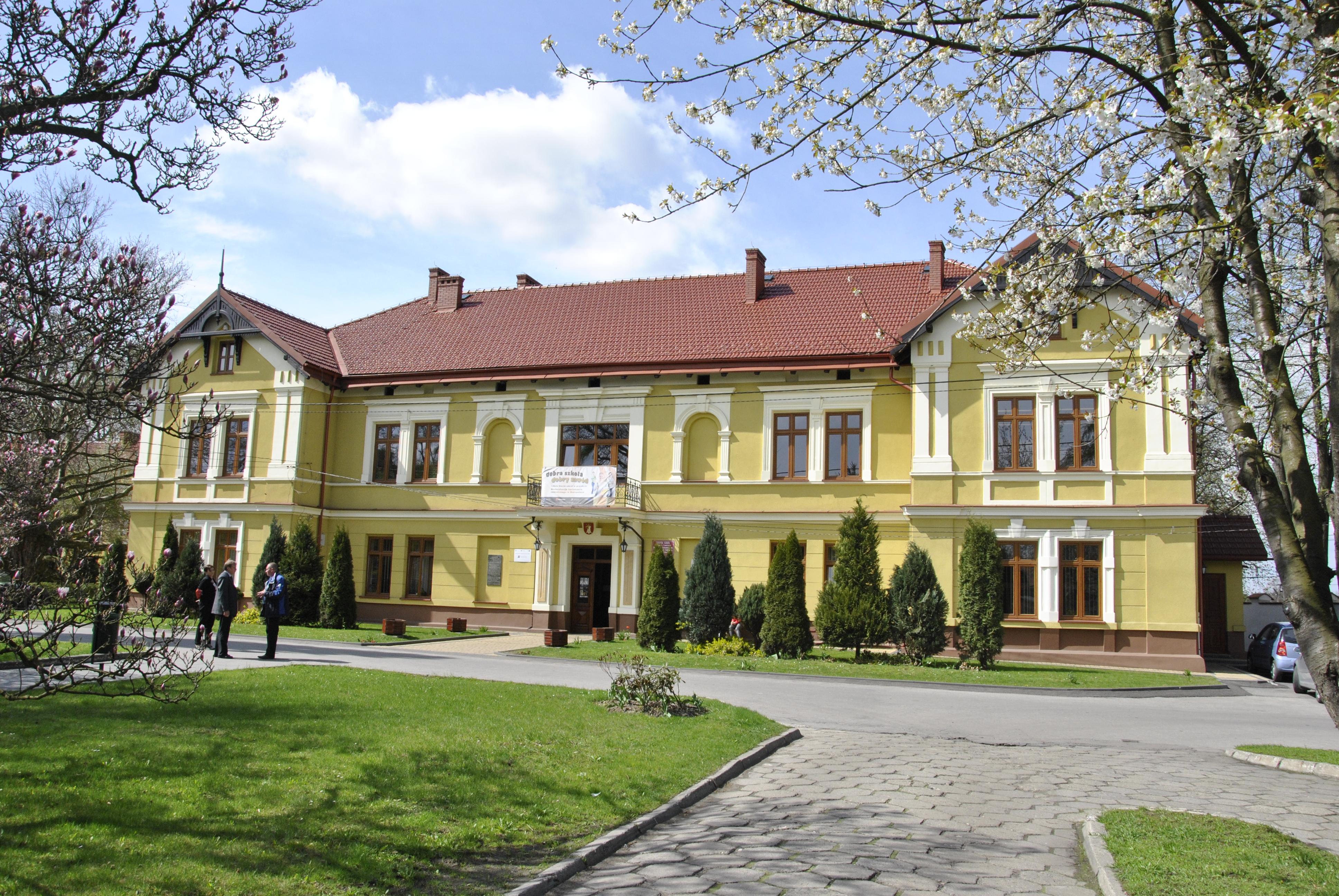 ZSRCKU w Czernichowie