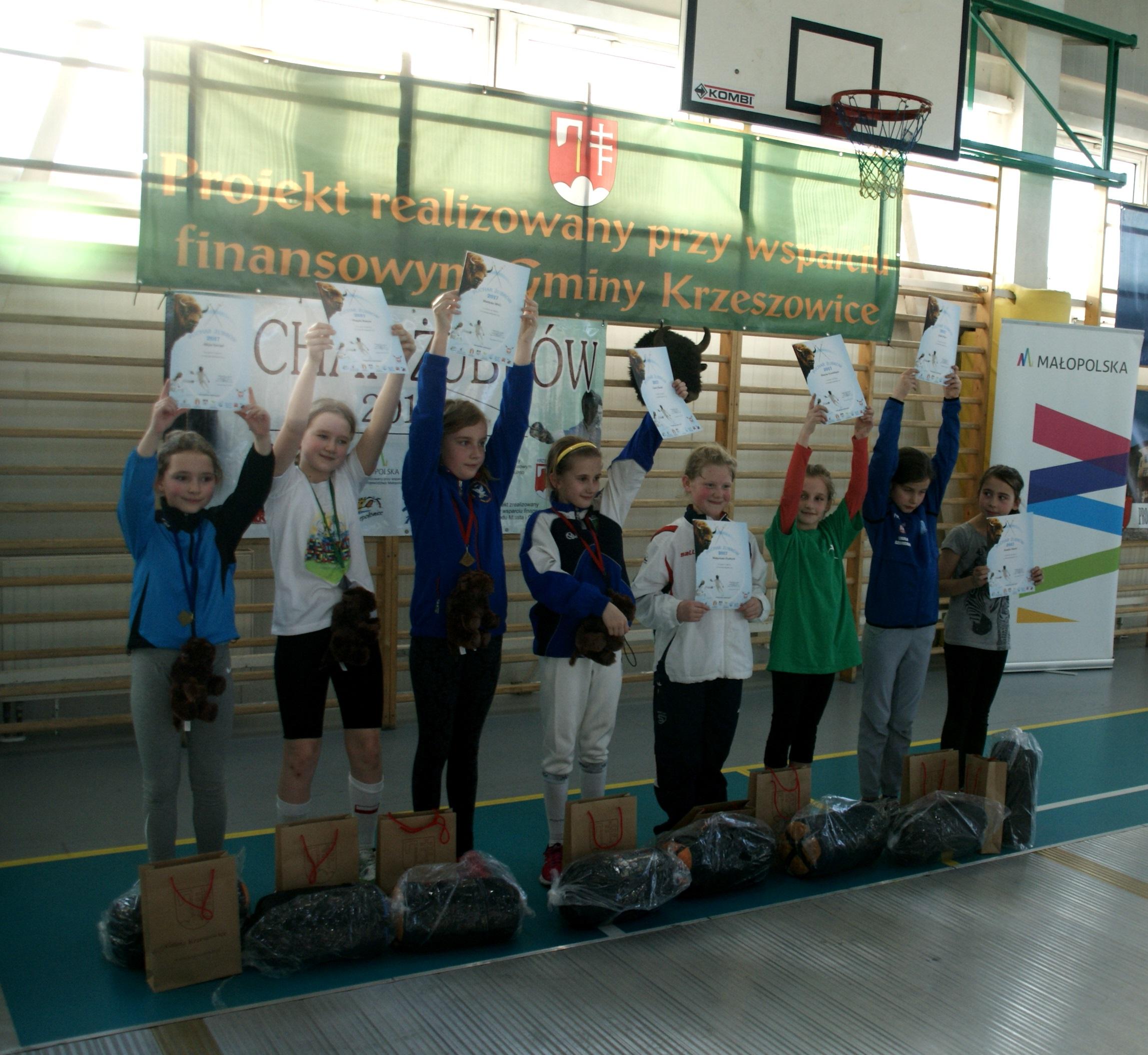 Puchar Żubrów w Krzeszowicach