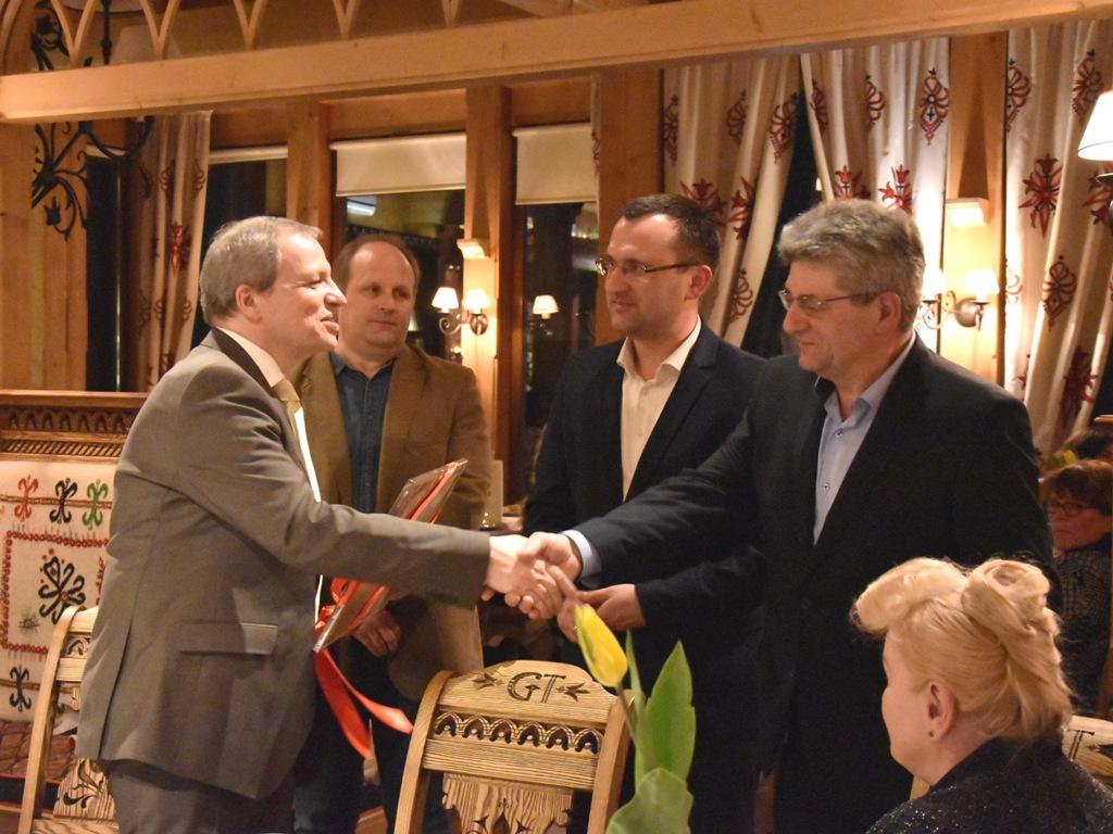 Wizyta Rady Powiatu Monachijskiego w Polsce