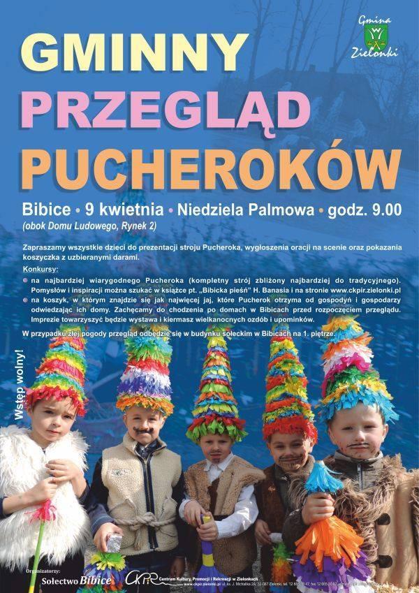 Gminny Przegląd Pucheroków w Bibicach @ Dom Ludowy (obok) | Bibice | małopolskie | Polska