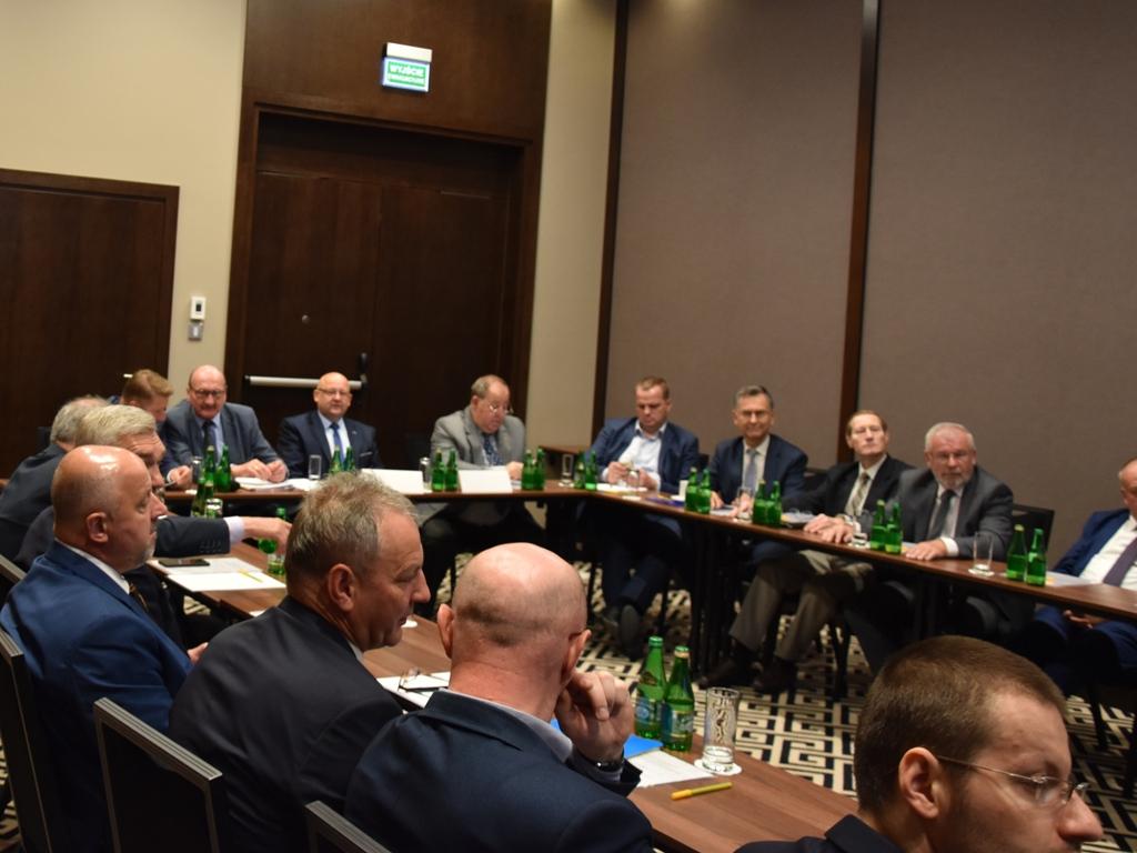 Konwent Powiatów Województwa Małopolskiego 15.05.2017