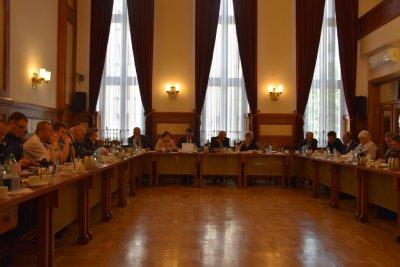 Wspólne posiedzenie PZZK i KBiP