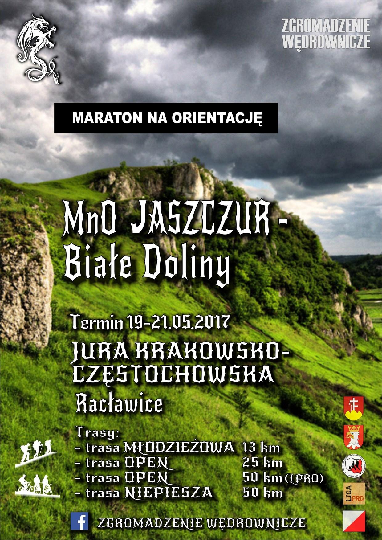 MnO JASZCZUR - Białe Doliny @ Szkoła Podstawowa w Racławicach | Racławice | małopolskie | Polska