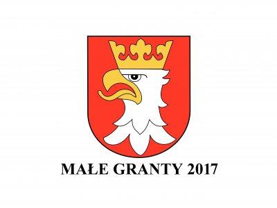 Małe Granty 2017