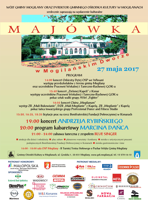 Majówka w Mogilańskim Dworze @ Dwór w Mogilanach | Mogilany | małopolskie | Polska