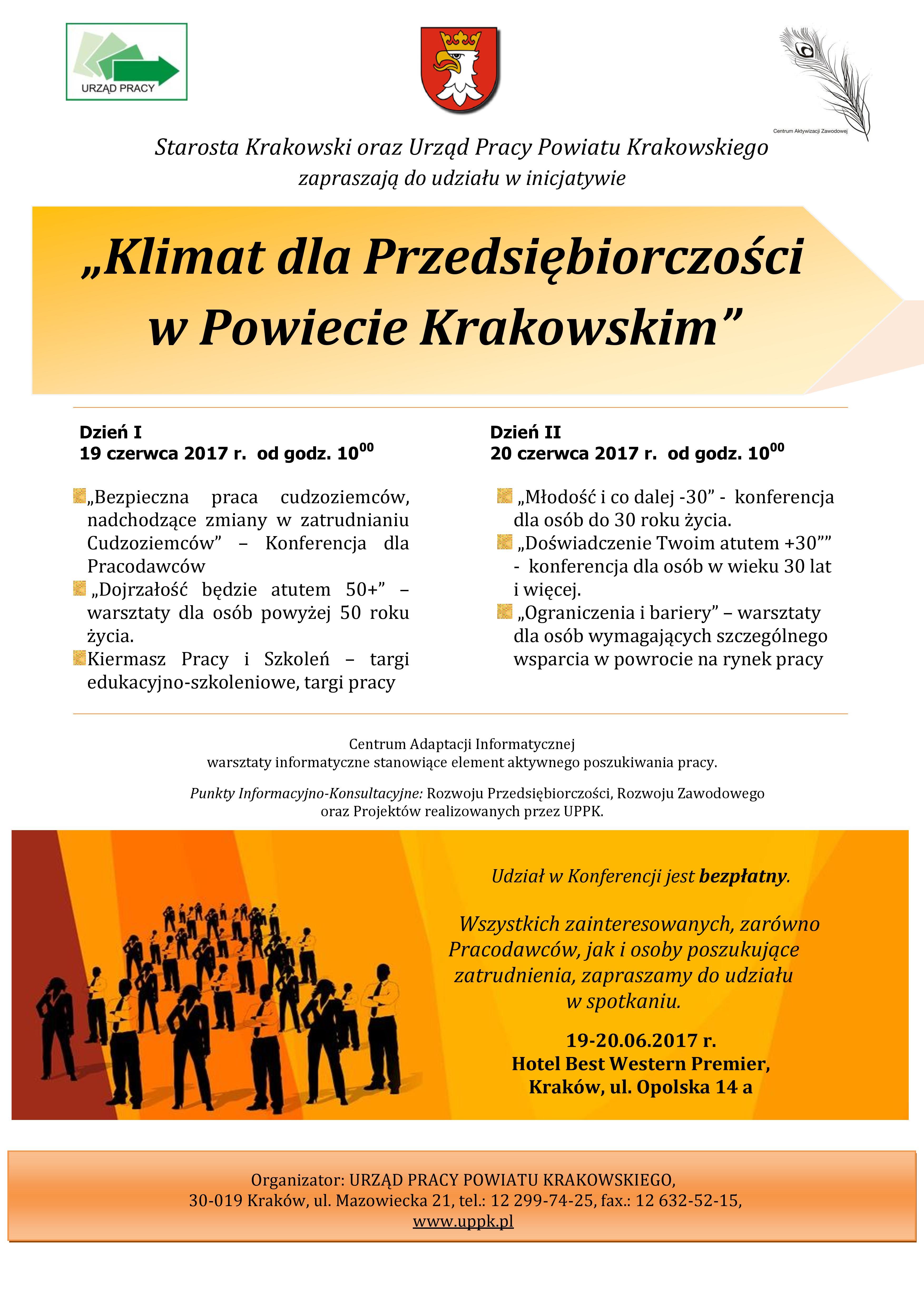 Klimat dla Przedsiębiorczości @ Hotel Best Western Premier | Kraków | małopolskie | Polska