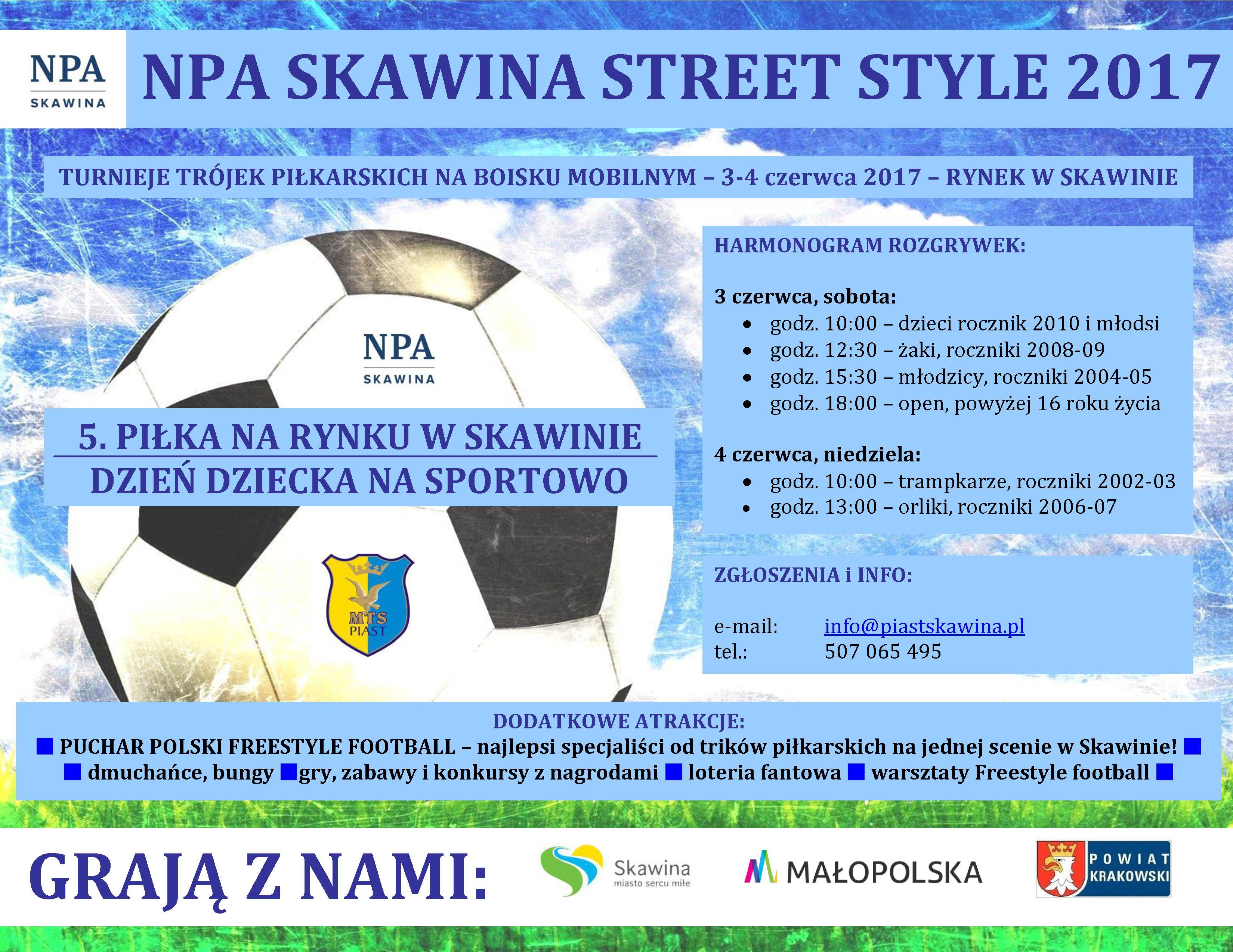 NPA Skawina Street Style 2017 @ Skawina | małopolskie | Polska