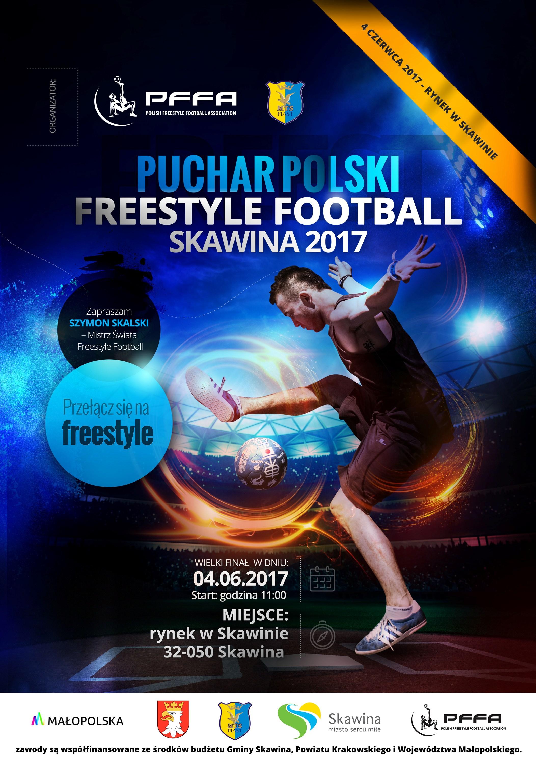 Puchar Polski Freestyle Football Skawina 2017 @ Skawina | małopolskie | Polska