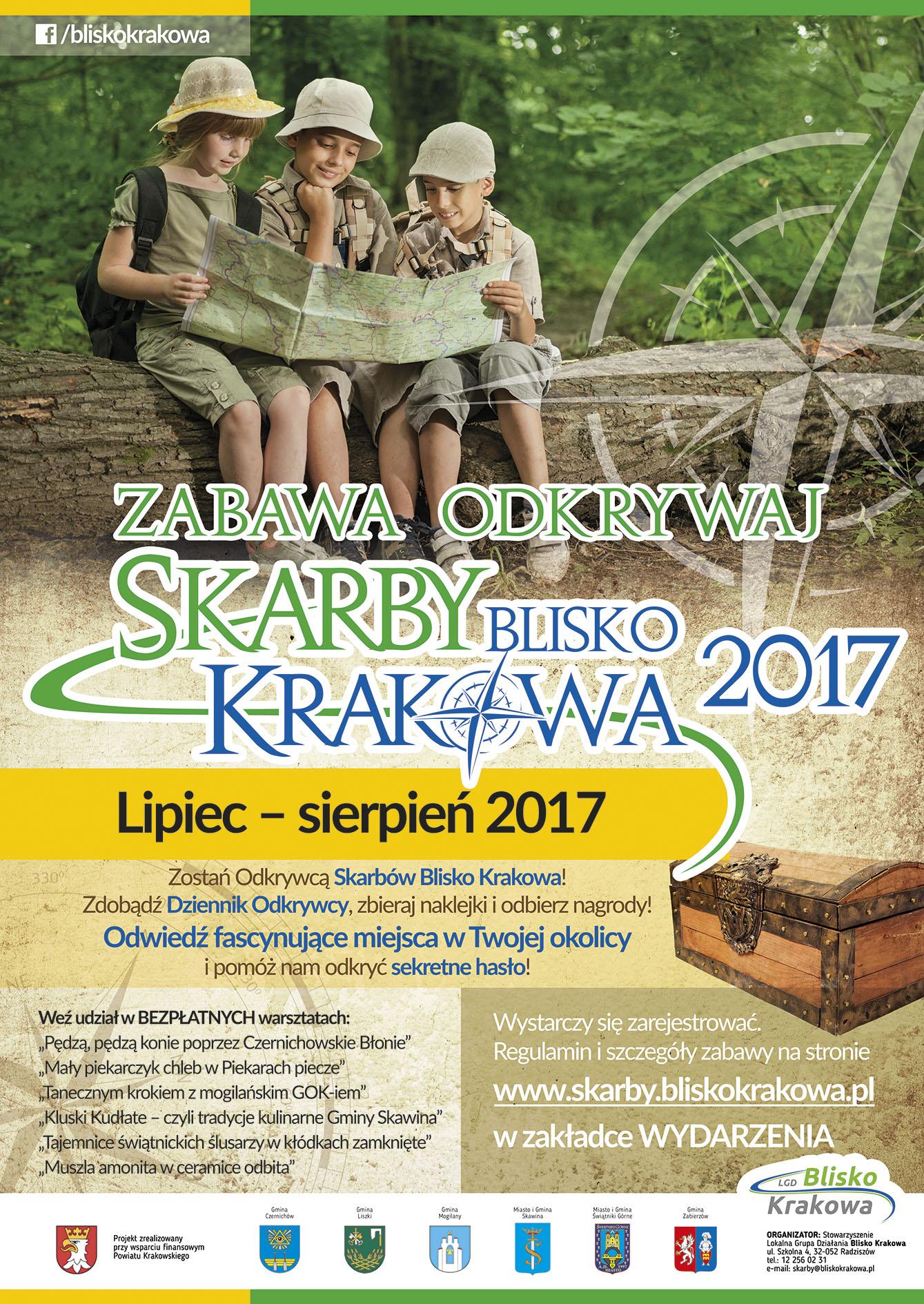 Skarby Blisko Krakowa 2017
