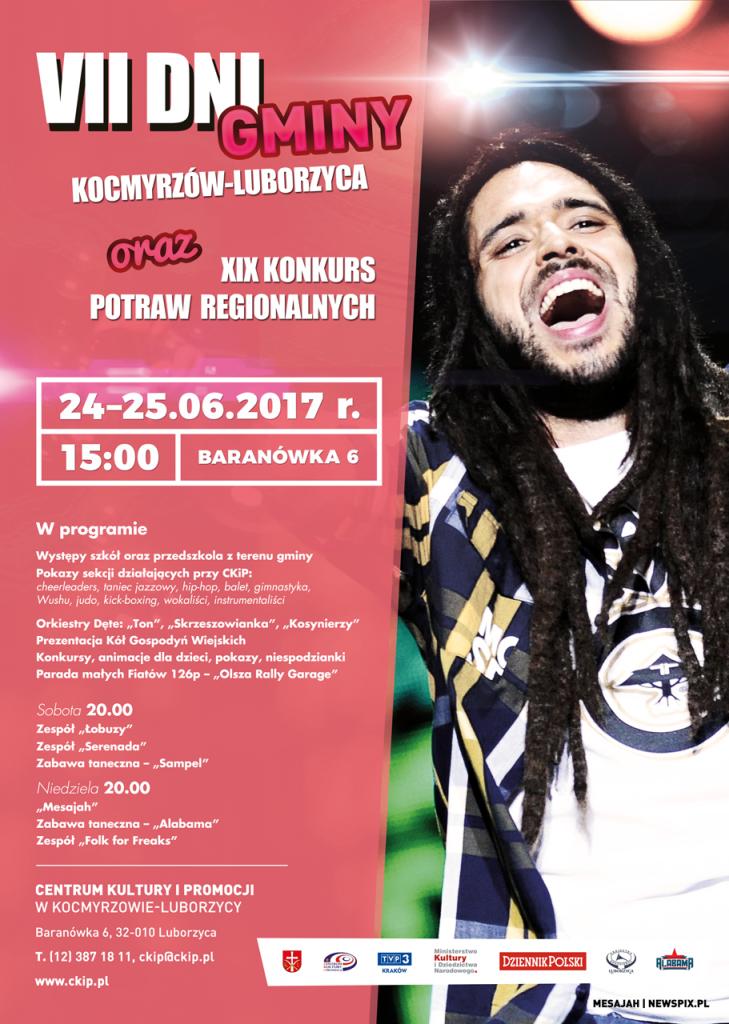 VII Dni Gminy Kocmyrzów-Luborzyca @ Baranówka | małopolskie | Polska