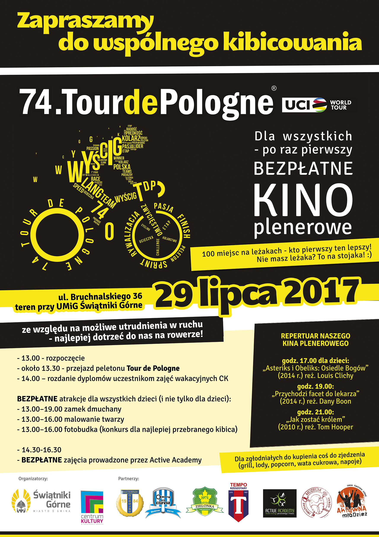 74. Tour de Pologne w Świątnikach Górnych @ Świątniki Górne | małopolskie | Polska