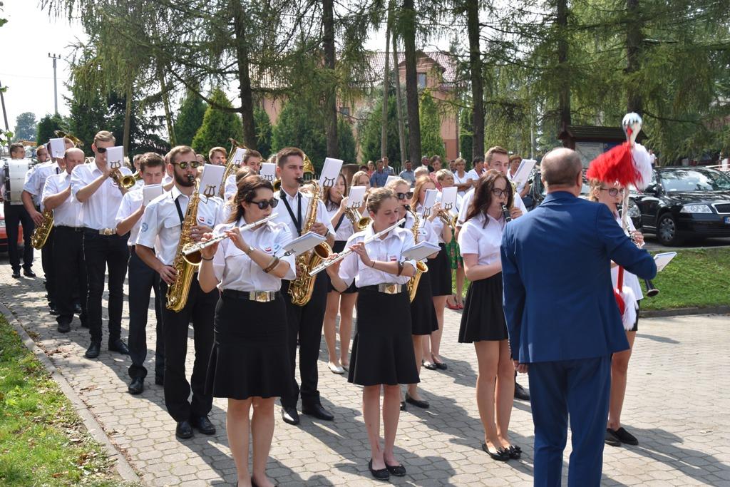 Powiatowo-Gminno-Parafialne Dożynki 2017 w Sułoszowej