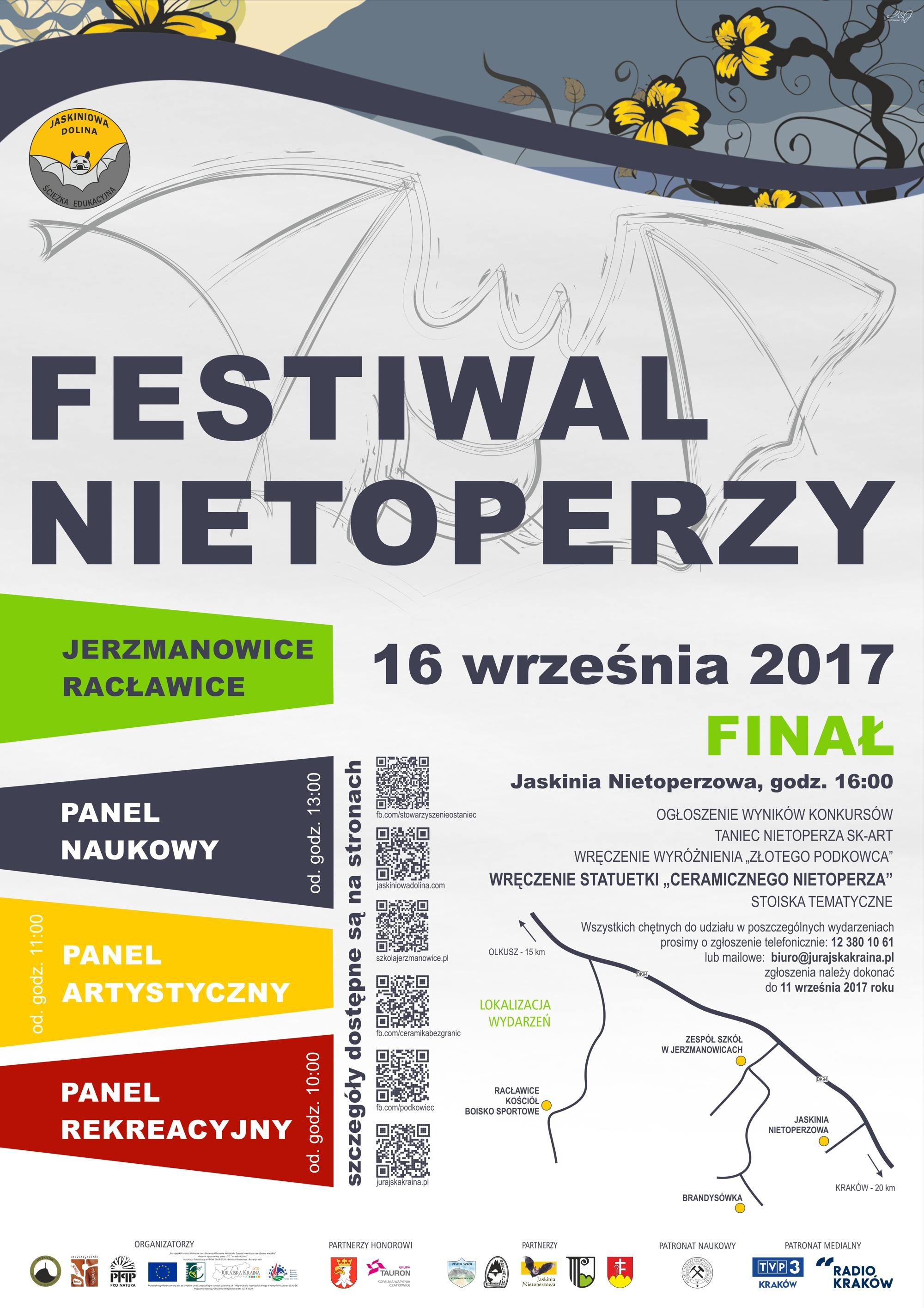 Festiwal Nietoperzy @ Przeginia | małopolskie | Polska