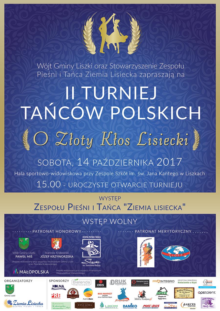 Plakat Liszki