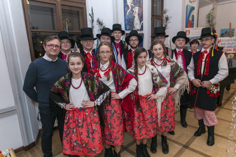 Pastorałki Krzeszowice 2016