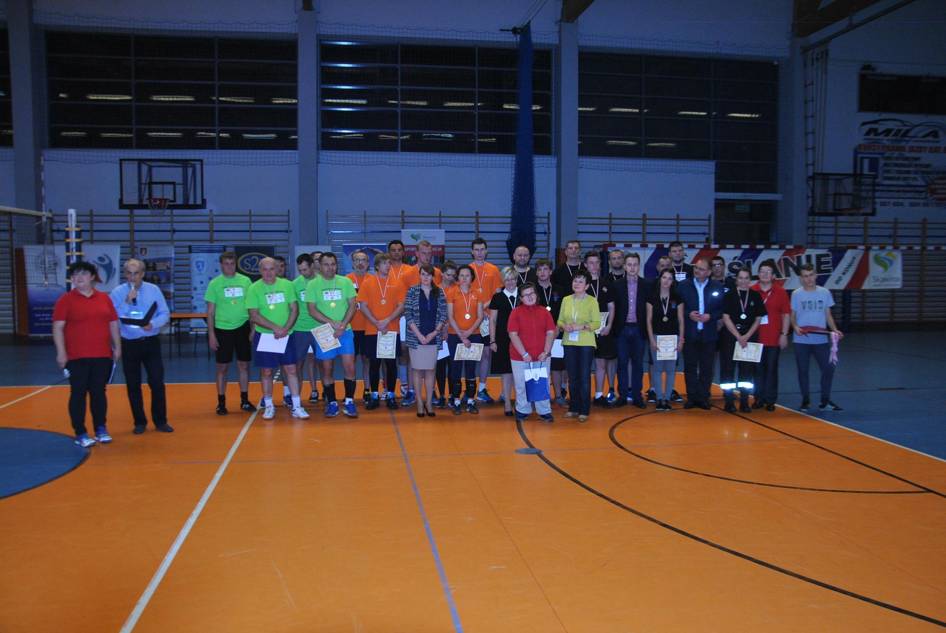 II Charytatywny Turniej Piłki Siatkowej