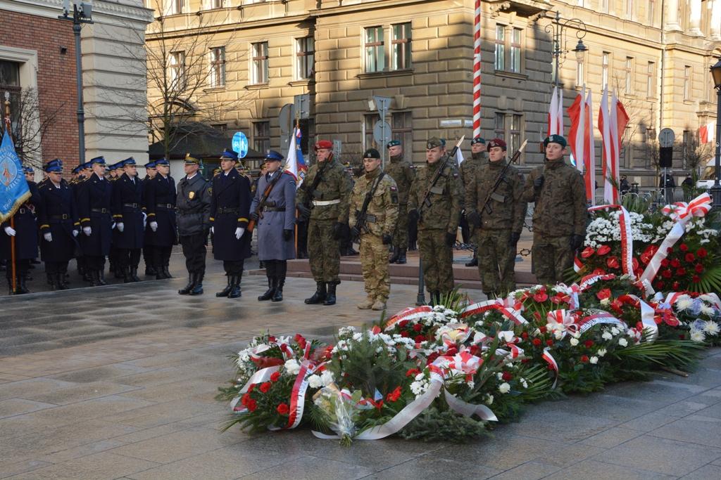Narodowe Święto Niepodległości fot. Małopolski Urząd Wojewódzki