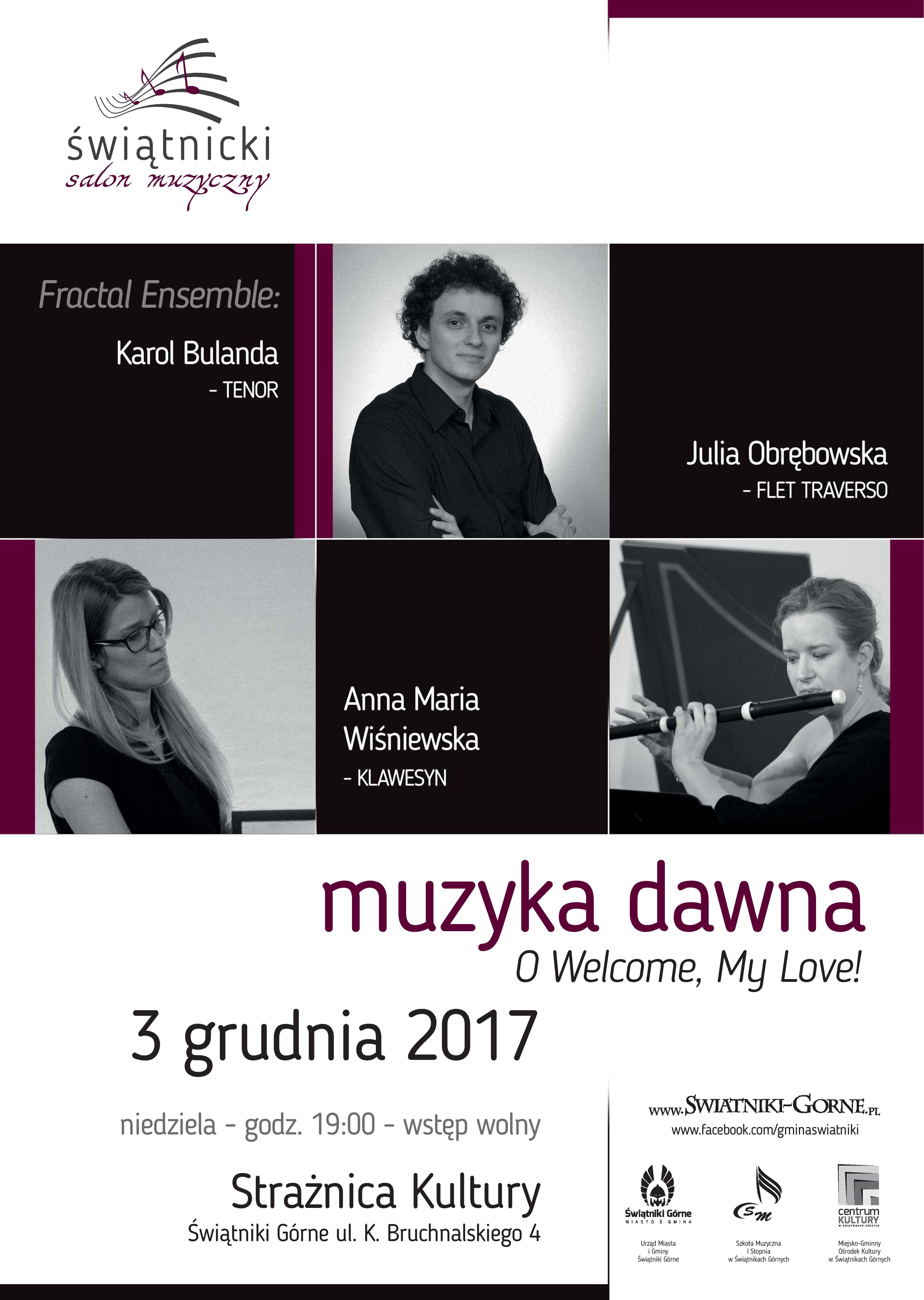Muzyka dawna @ Strażnica Kultury | Świątniki Górne | małopolskie | Polska