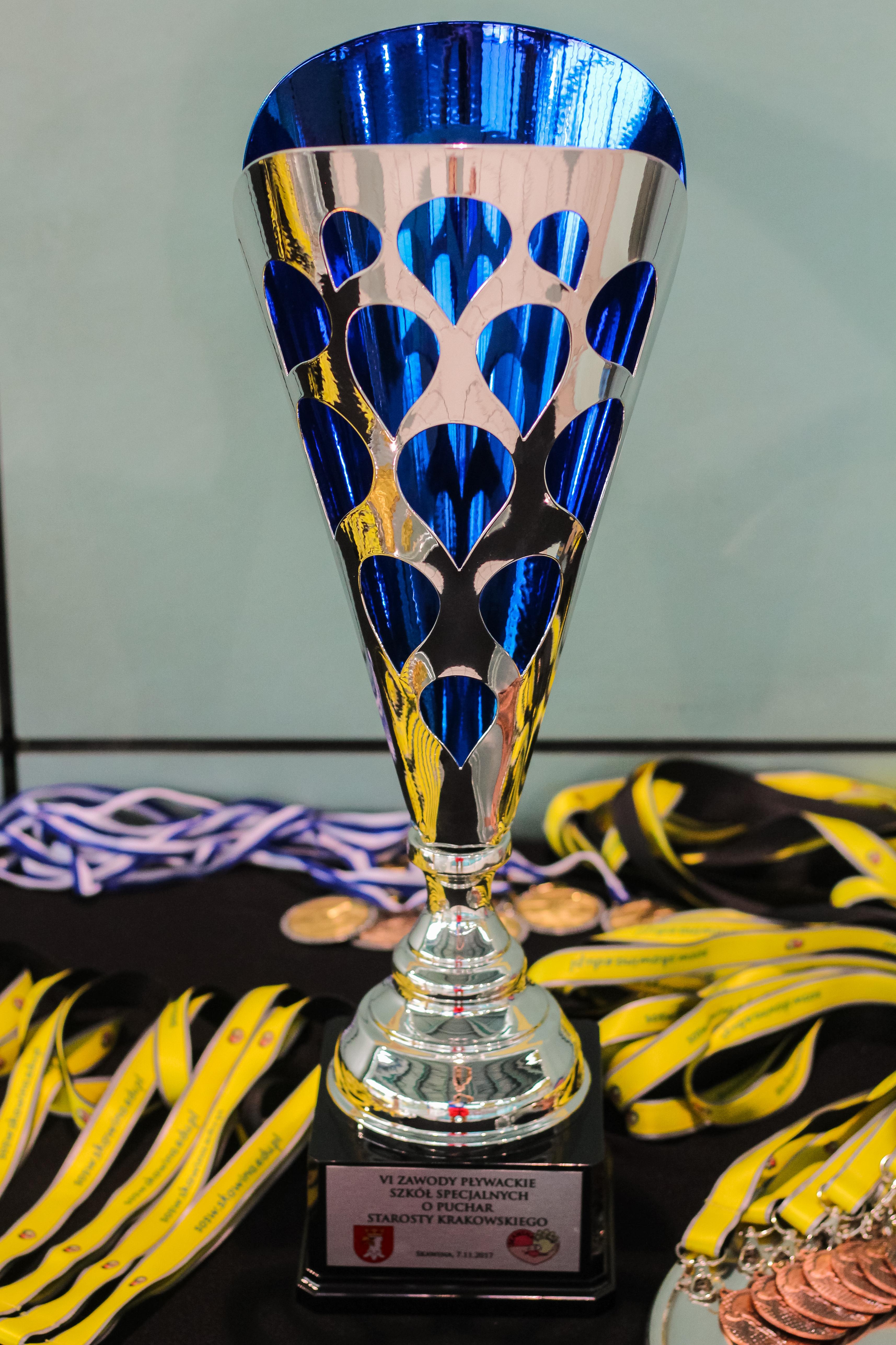 Puchar Starosty Krakowskiego popłynął do Krakowa
