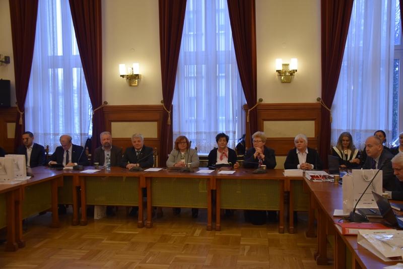 XXXVII zwyczajna sesja Rady Powiatu w Krakowie