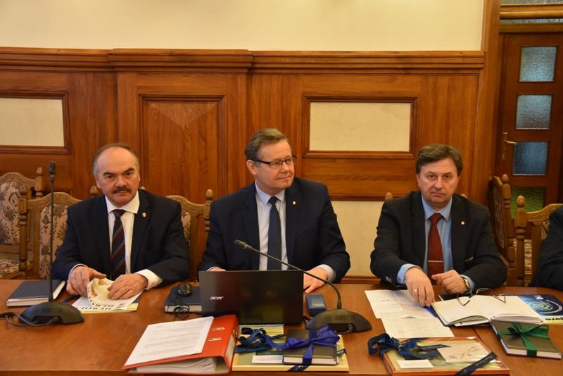 XXXVIII zwyczajna sesja Rady Powiatu w Krakowie