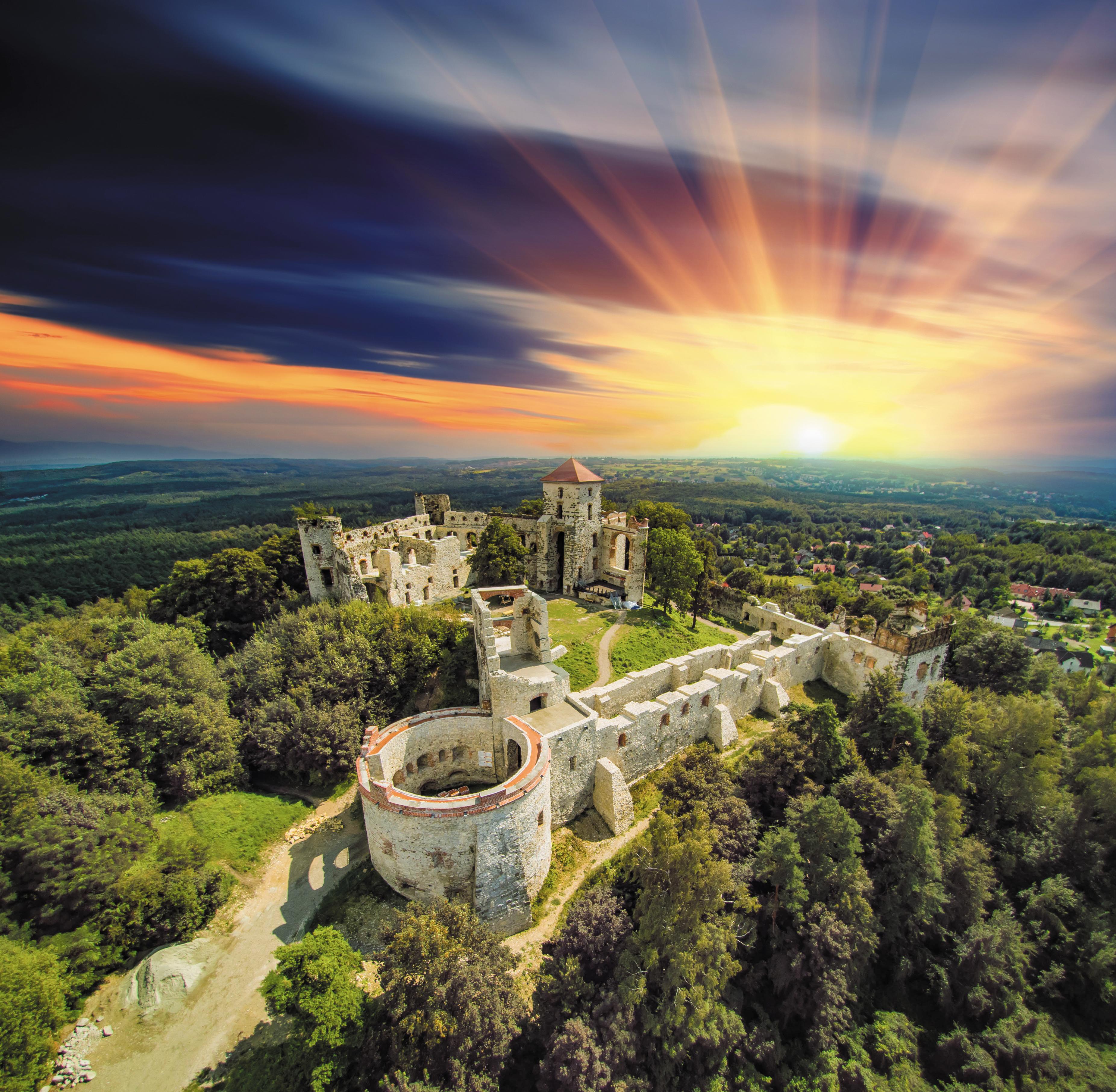 Zamek Tenczyn fot. M. Sowiński (1)