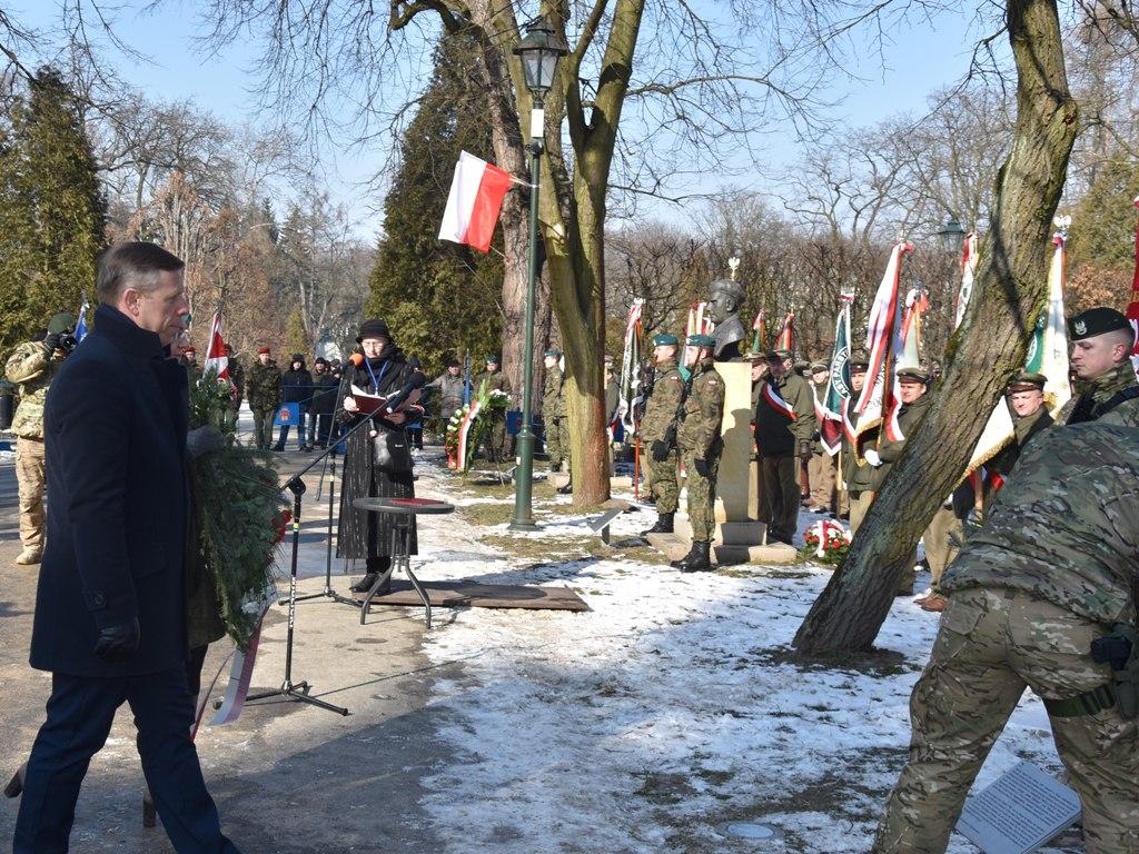 Dzień Pamięci Żołnierzy Wyklętych w Krakowie