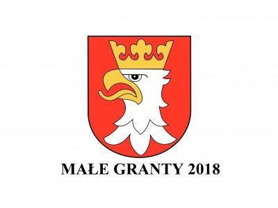 Małe Granty 2018