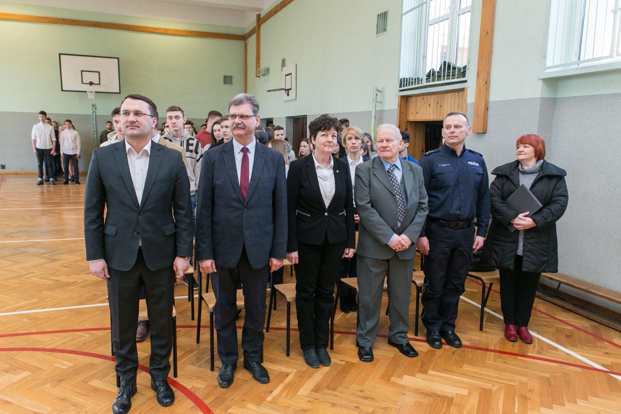 Węgrzy w ZSP Krzeszowice