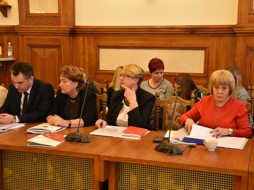 XLI zwyczajna sesja Rady Powiatu w Krakowie