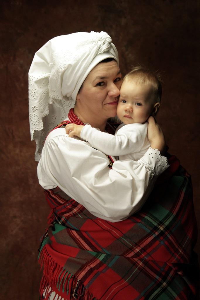 fot. Agnieszka Szklarek_Kubuś z mamą