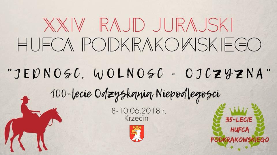 XXIV Rajd Jurajski Hufca Podkrakowskiego @ Województwo zachodniopomorskie | Polska