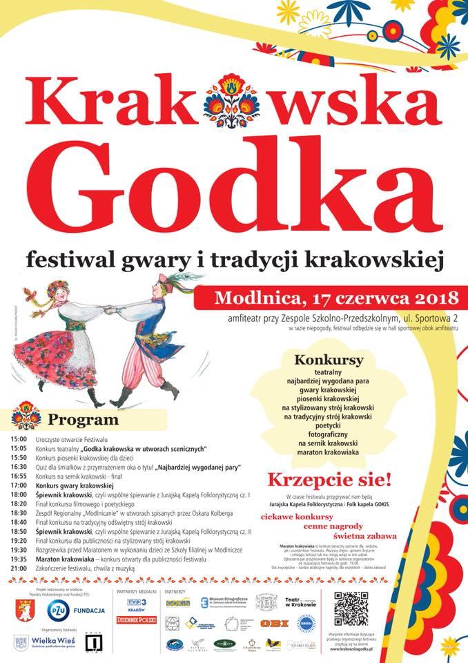 Finał festiwalu gwary i tradycji krakowskiej 17 czerwca w Modlnicy! @ Modlnica | małopolskie | Polska
