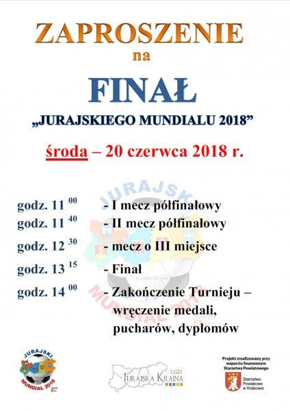 Jurajski Mundial 2018