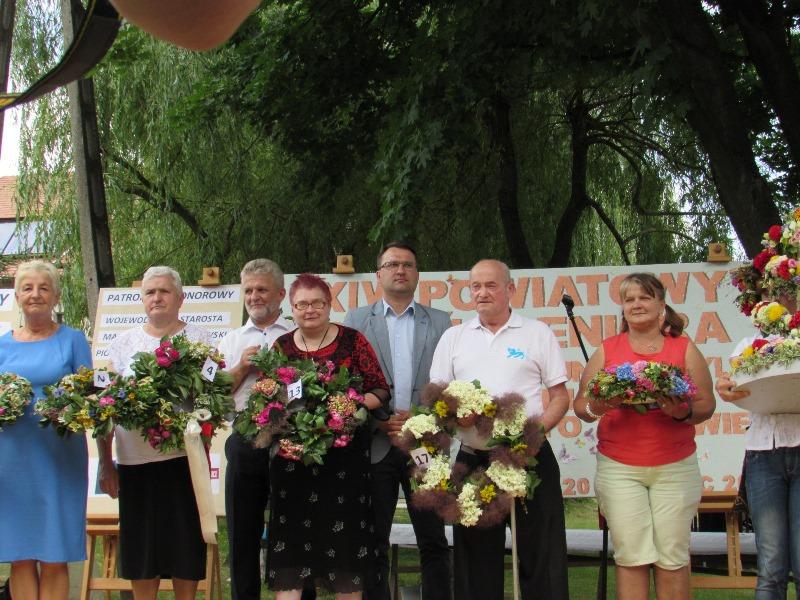 XIV Powiatowy Dzień Seniora w Więckowicach