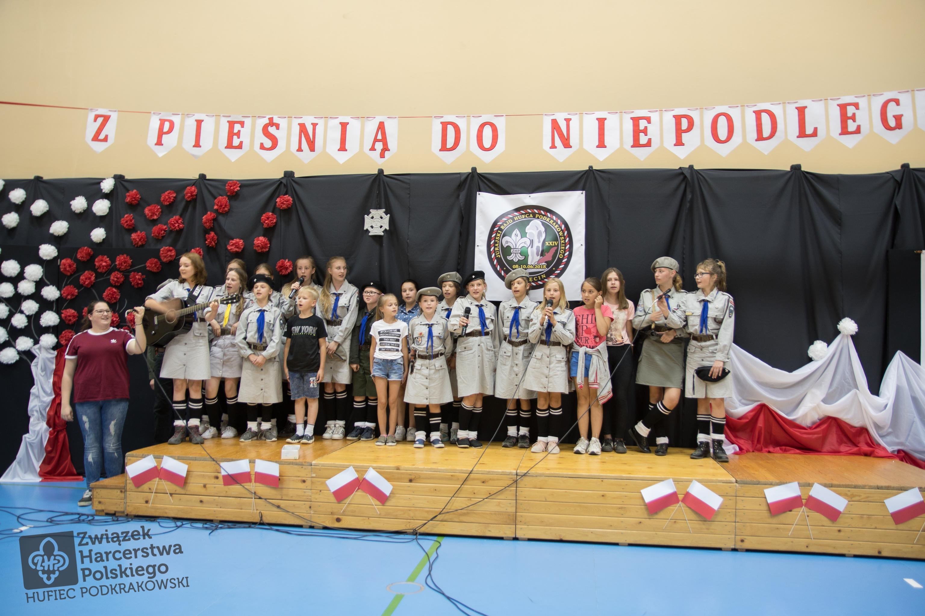 XXIV Rajd Hufca Podkrakowskiego