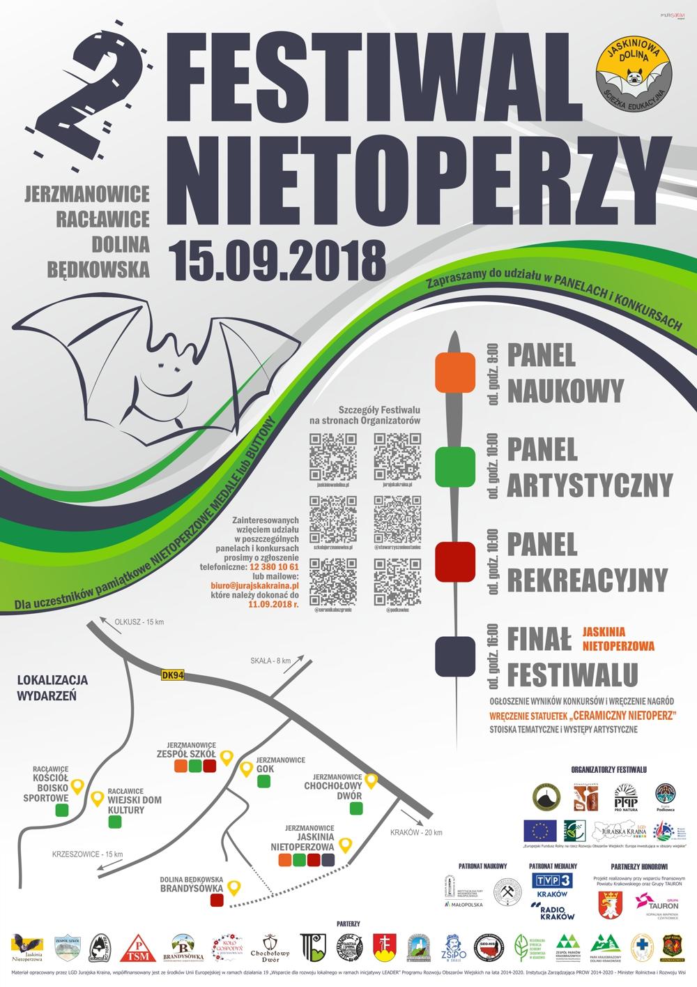 2 Festiwal Nietoperzy