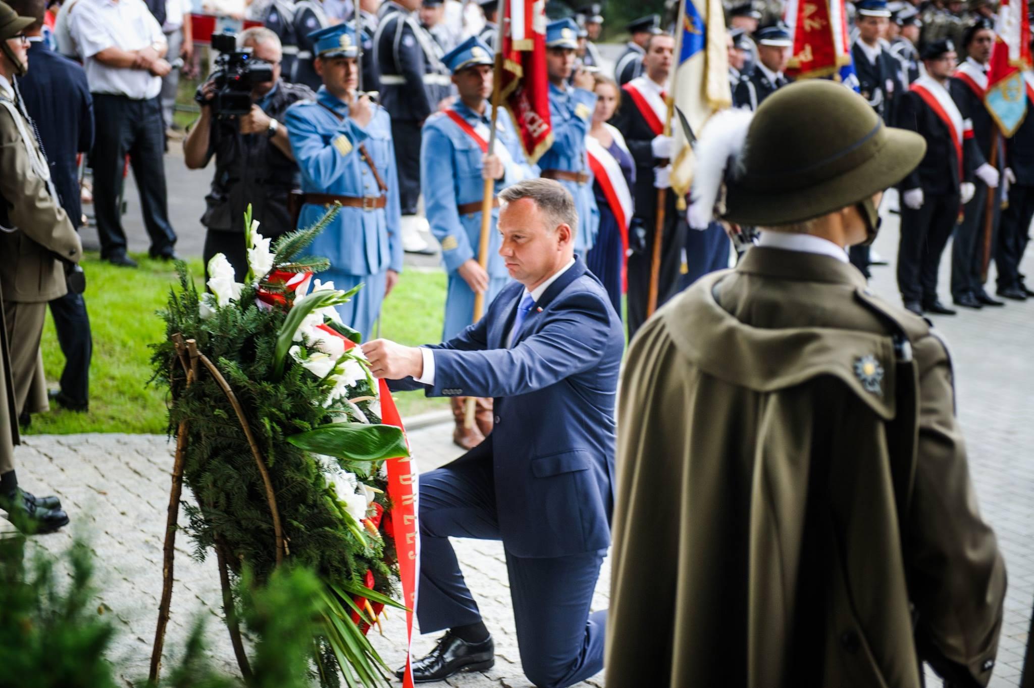 Uroczystość w Jurczycach