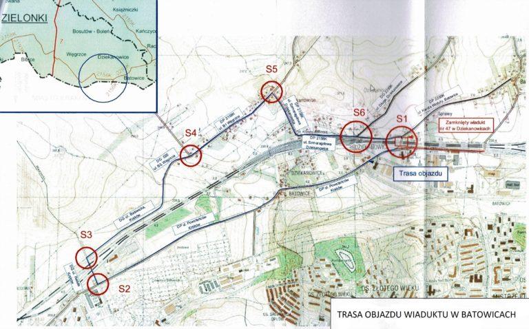 wiadukt_w_Batowicech-trasa_objazdu