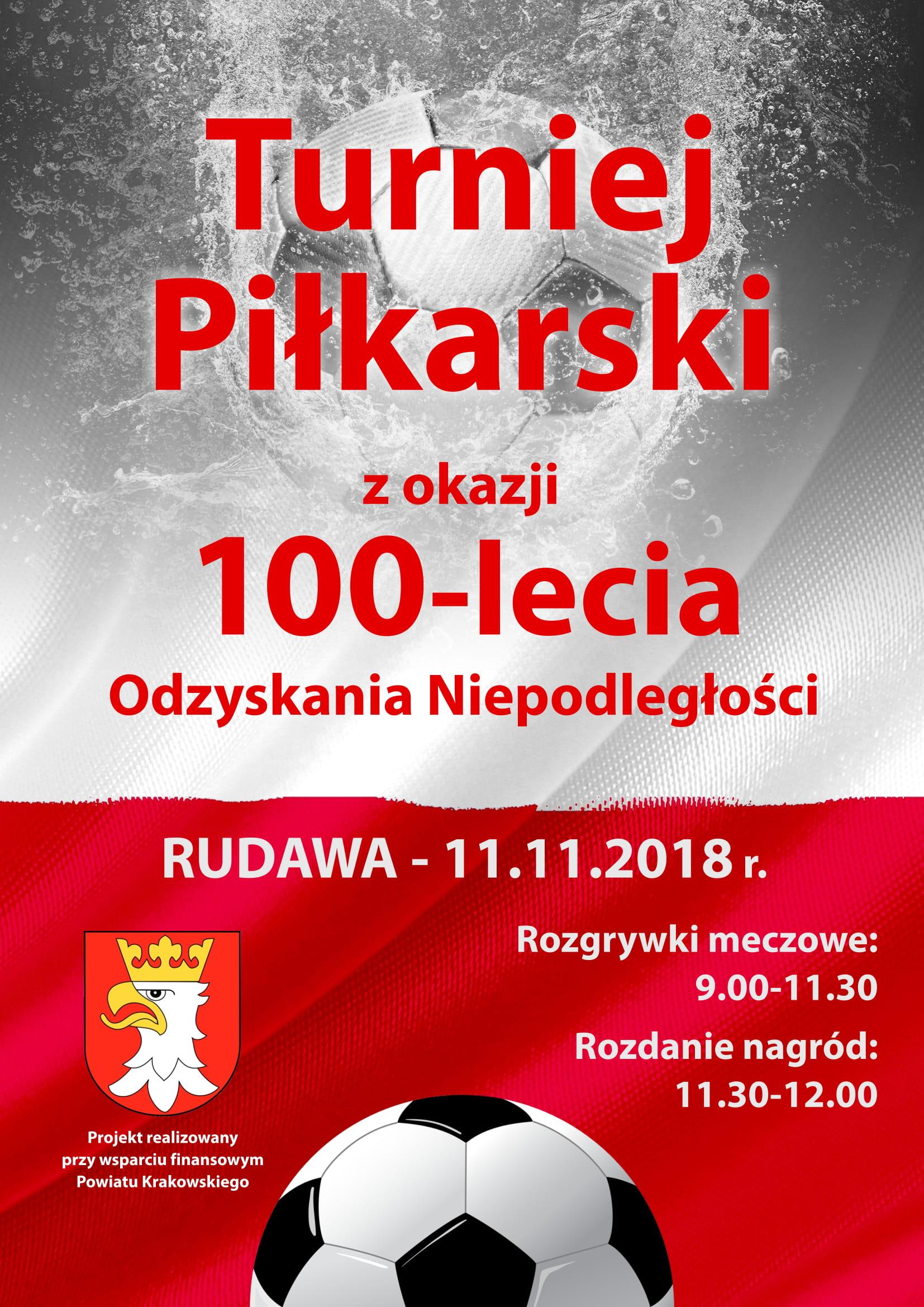 Turniej Piłkarski @ Rudawa | małopolskie | Polska